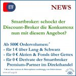 Smartbroker jetzt ein Null Euro-Broker? Wow!