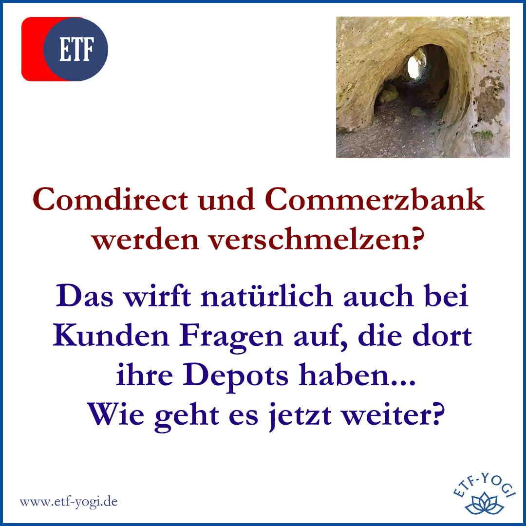 Comdirect wird Commerzbank. Was ist mit den Depots und Onvista?