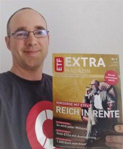 Der ETF-Yogi im ETF Extra-Magazin