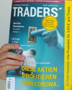 ETF-Yogi im Traders' Magazin