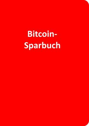 Bitcoin-Sparbuch der Sparkasse, Siegeszug der Kryptowährung?