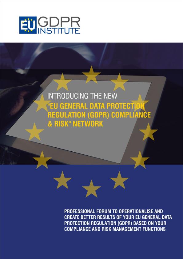 EUGDPR-Network-Brochure