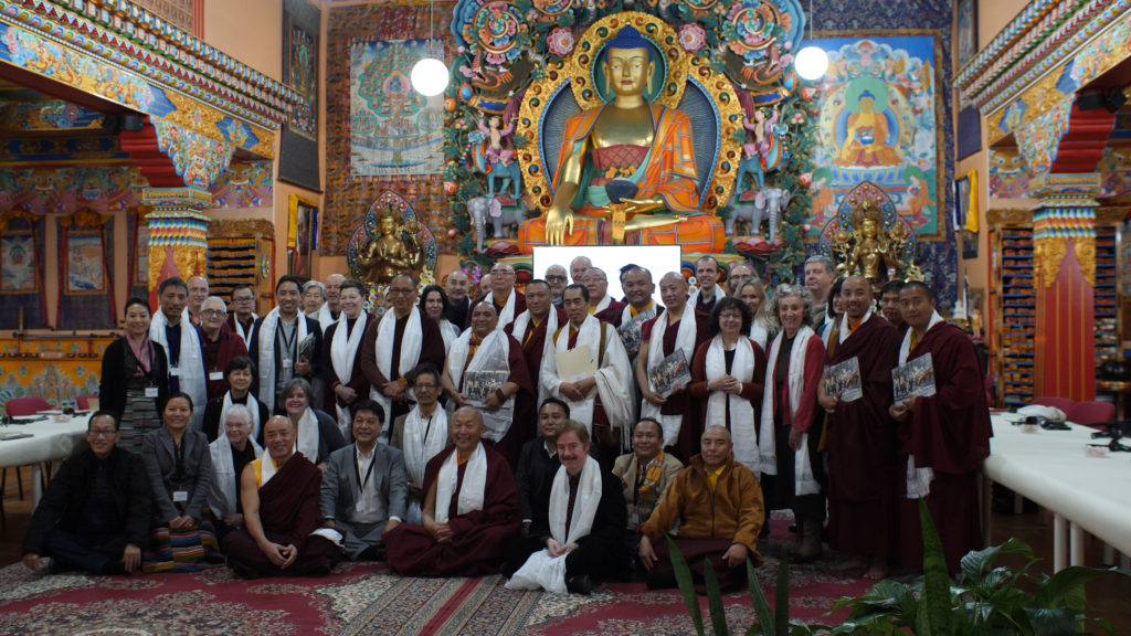 Growing Popularity Of Buddhism In Europe