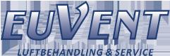 EU Ventilation AB Logotyp