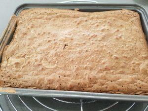 brownies - bakken