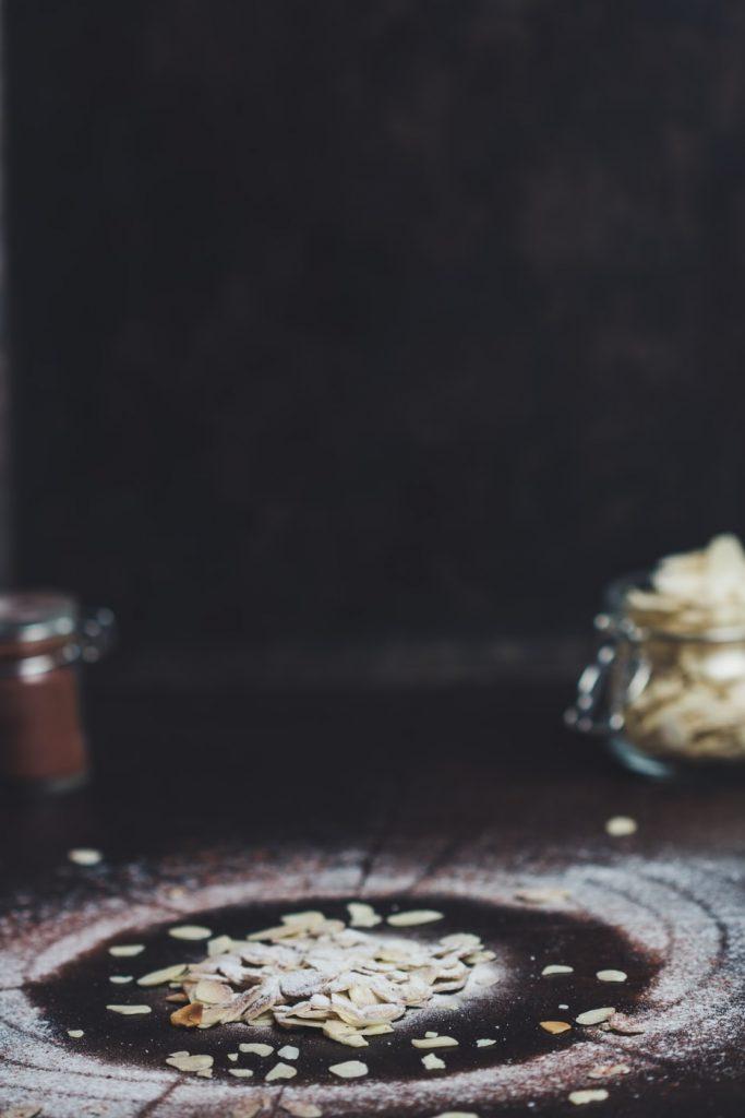 amandelschilfers - image