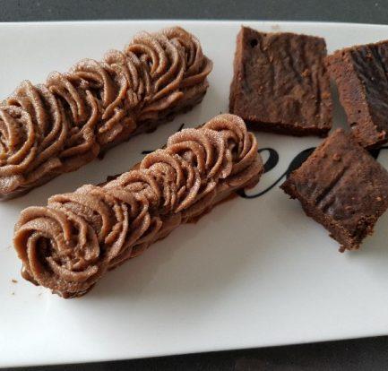chocolate lovers brownie