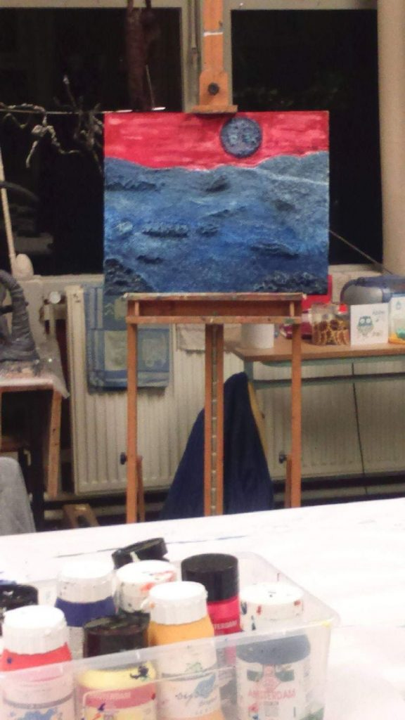 Reliëf - creatief atelier