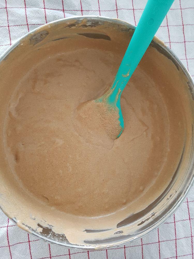 chocoladebeslag