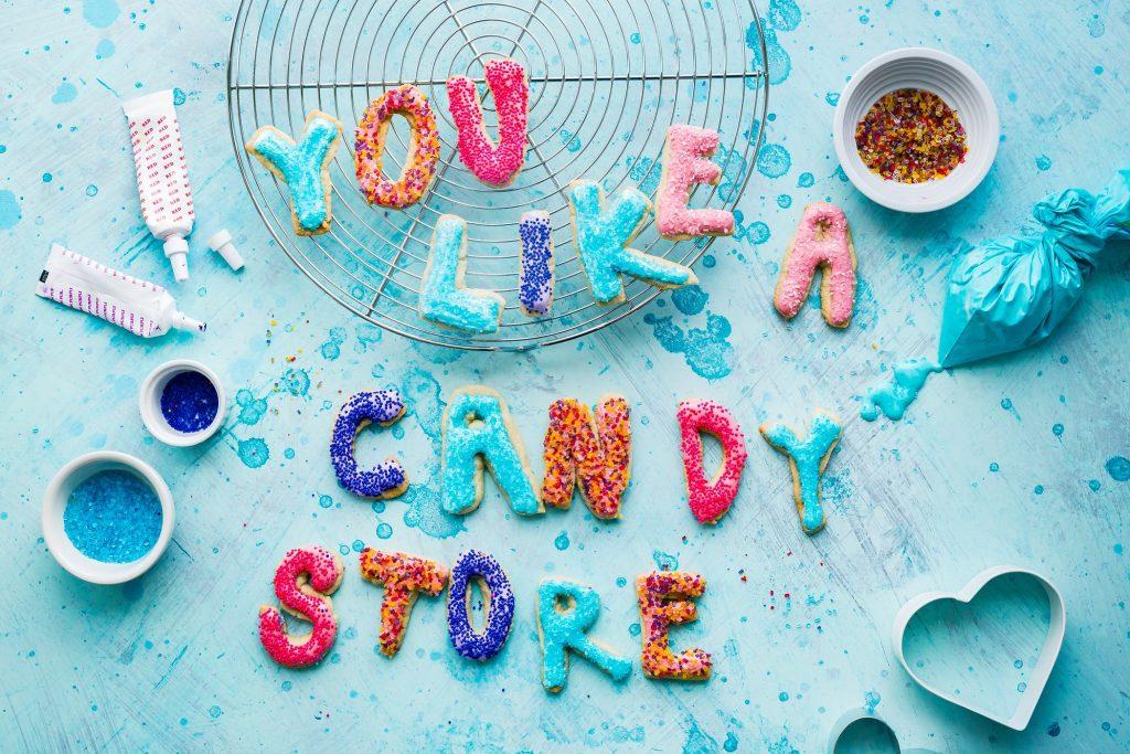 suikerzoete koekjes quote