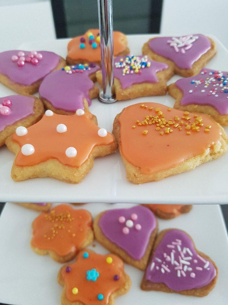 suikerzoete koekjes op staander II