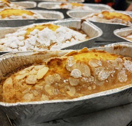 amandel botercake