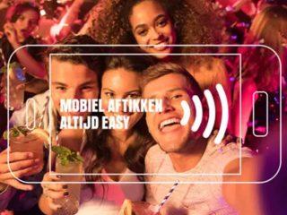 Mobiel aftikken