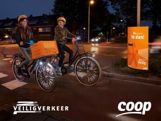 Coop x Veilig verkeer Nederland