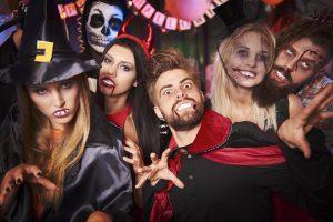 Dein Party wird kein mit Event DJ Mark. Halloween feiert man mit Event DJ Mark in