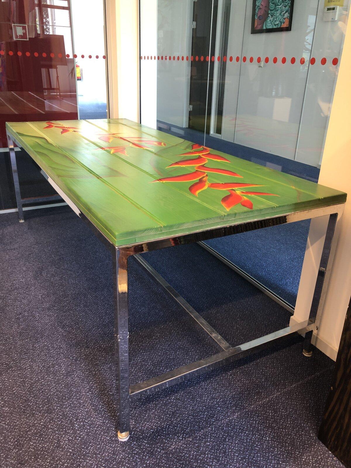 Paloeloe tafel