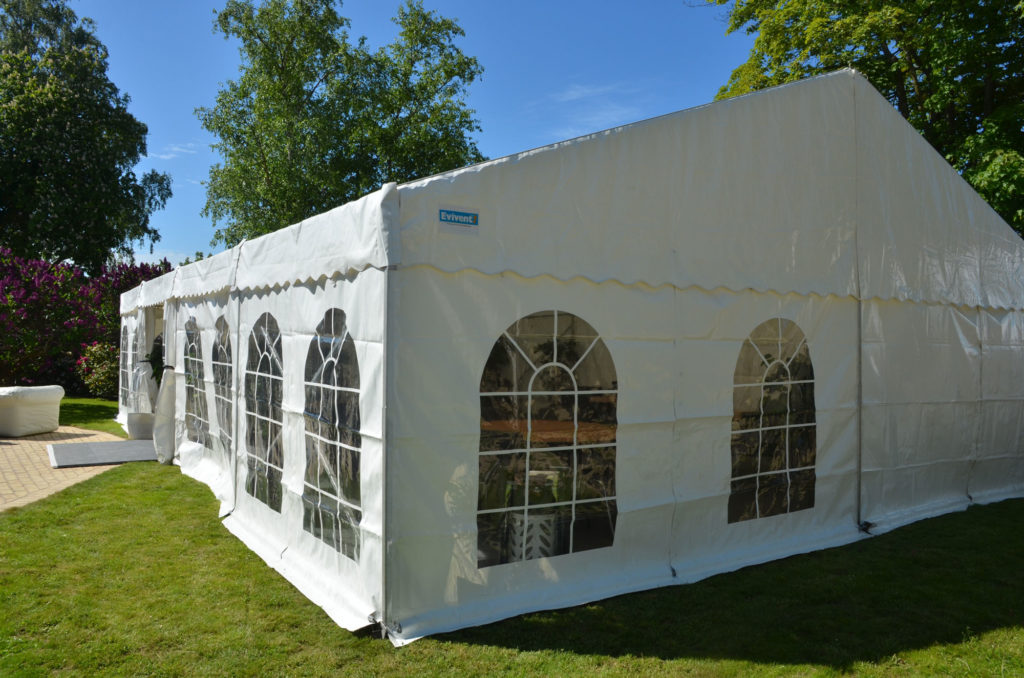 Tält 8 meter