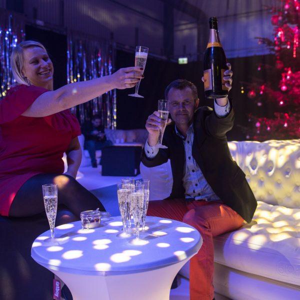 Julfest - Loungemöbler för uthyrning