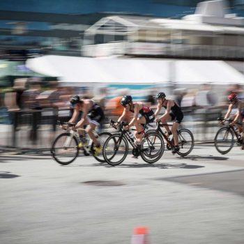 4. Malmö Triathlon: Uthyrning av tält till Triathlon-tävling.