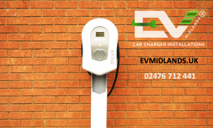about how we install ev car chargers in Coventry