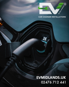 OLEV Home EV Charger Grant Scheme in coventry