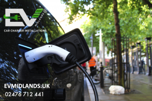 about ev charger installations in coventry, west midlands