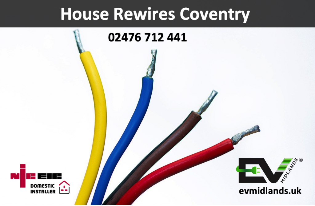 House Rewired Coventry