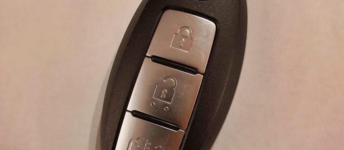 Nissan Keyfob