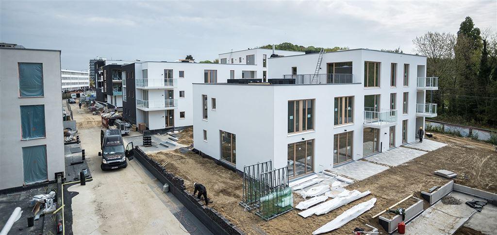 expertise immobilière braine l'alleud réception provisoire chantier