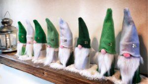 The Art Social at Home, Christmas
