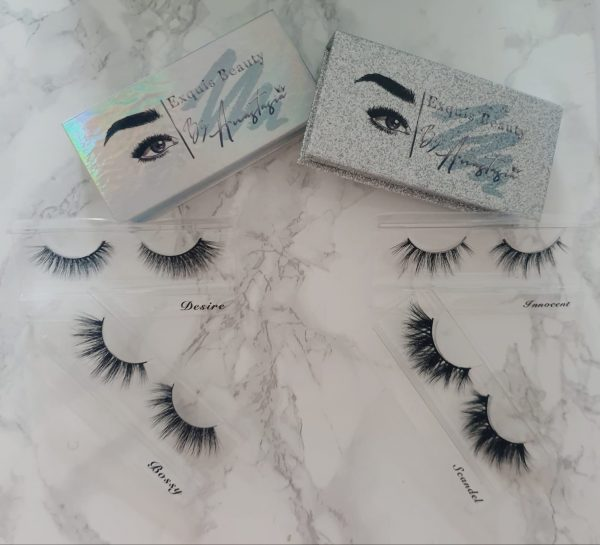 The First Gen exquis beauty by anastasia eyelashes exquisbeautybyanastasia.nl The First Generation eyelashes
