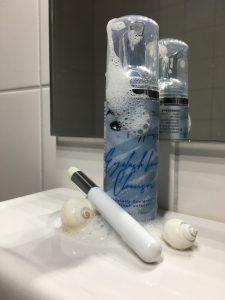 exquisbeautybyanastasia Eyelash foam Cleanser Bathroom