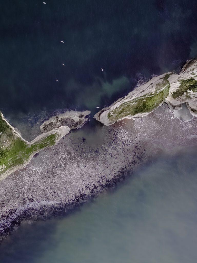 Old Harry Rocks Dorset UK Jurrasic Coast