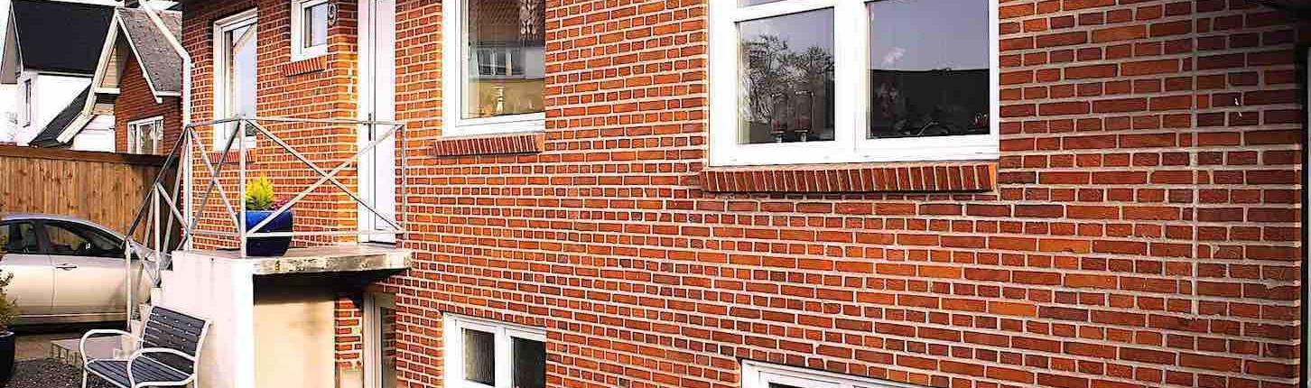 Facaderenovering Aalborg