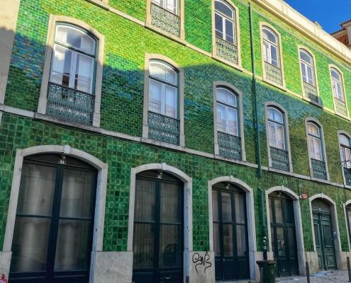Facade i Lisbon