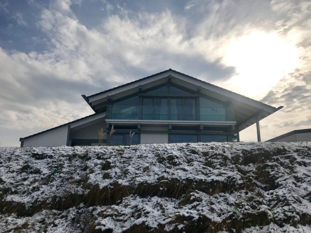 KD Haus Garetnansicht