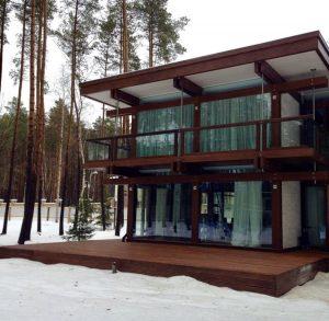 huf Haus flachdach 1