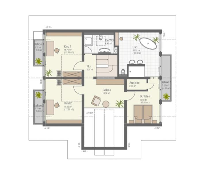 Modernes Fachwerkhaus Anbieter Alternative G2
