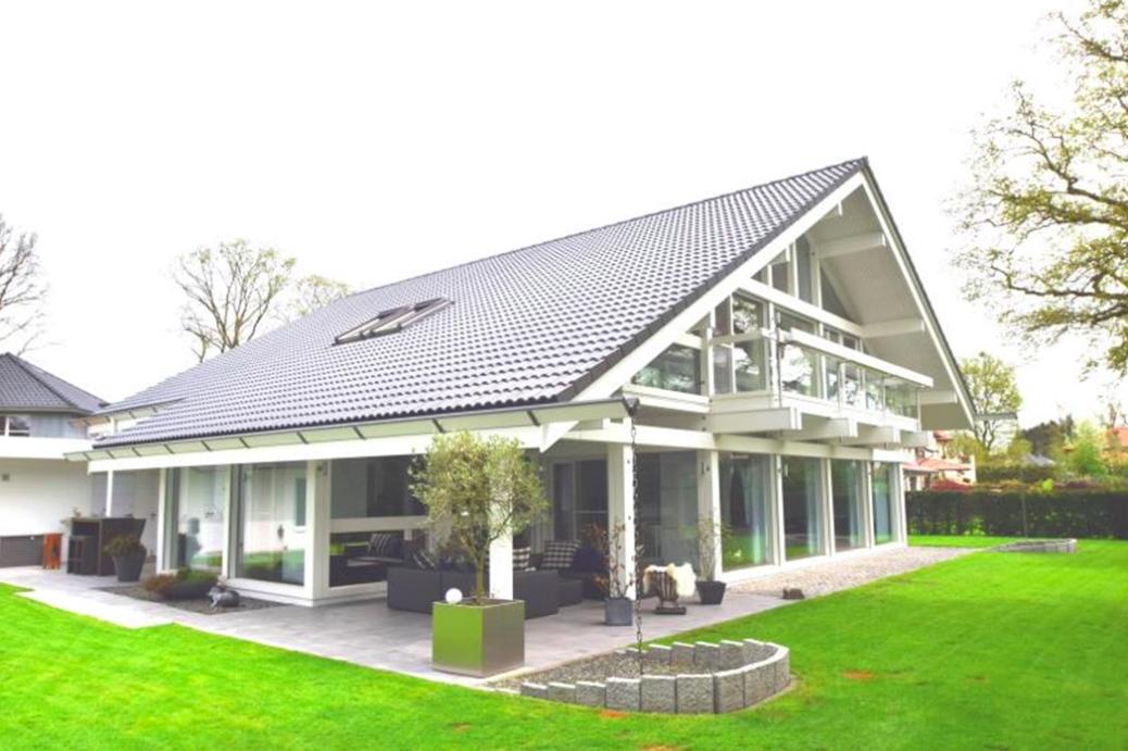 Huf Haus Art5 weiß