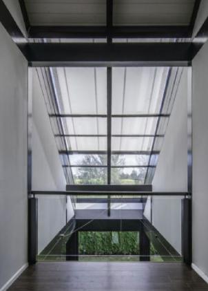 huf haus dachverglasung 3 - modernes fachwerkhaus