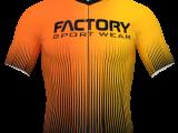 Maglia Superba – S3 Orange Fluo