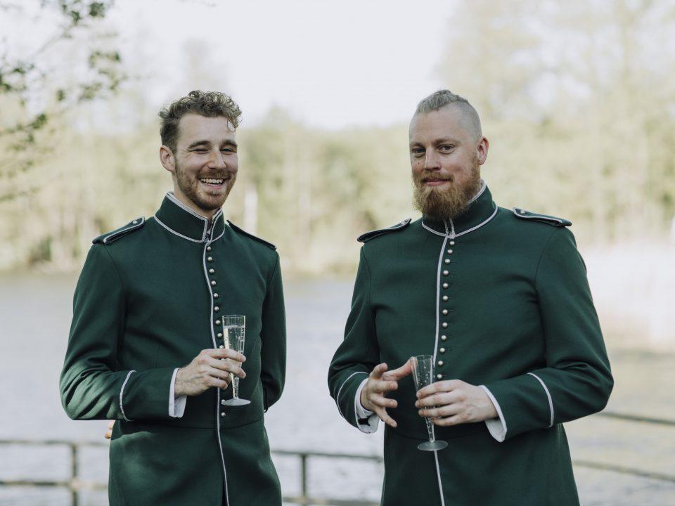 Toastmasters Bröllop Eldshow