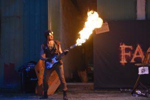 Mad Max Cosplay Doof Warrior