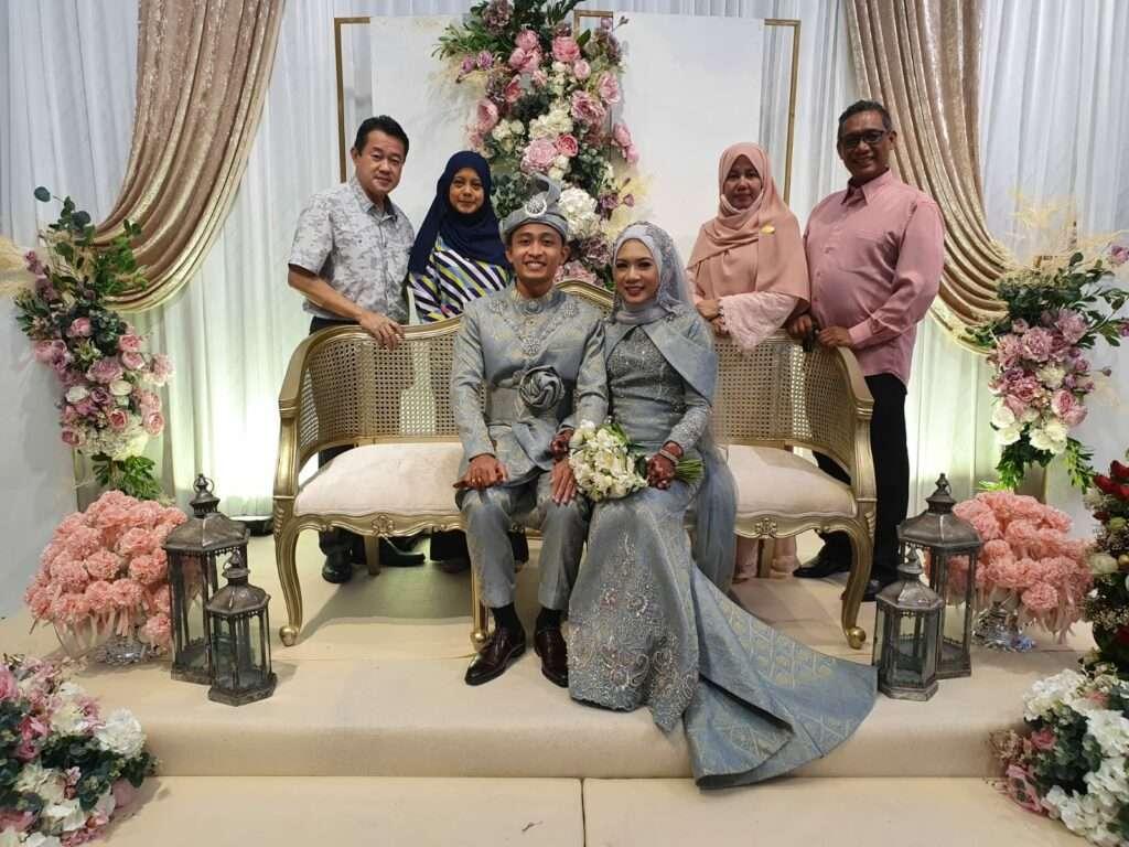 First Wedding Invite in 2021
