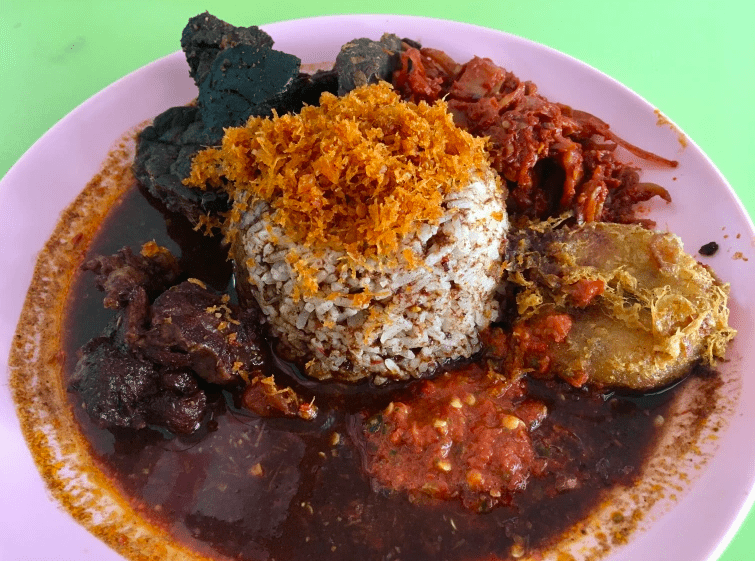 Where can we get the best Nasi Rawon in Singapore?