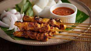 Where can you get the best Satay in Singapore?