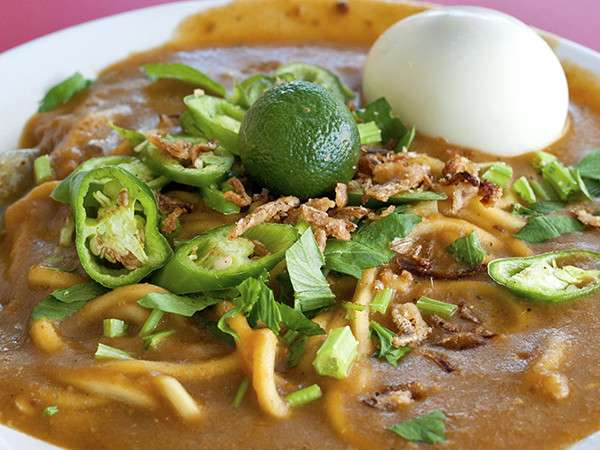 Who sells the best Mee Rebus in Singapore?