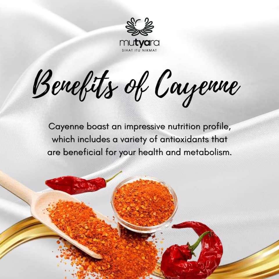 Beauty of Cayenne