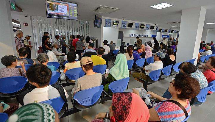 Is the appointment system at our hospital and polyclinics reliable? What say you?