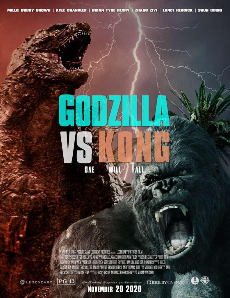 Review of Godzilla vs Kong